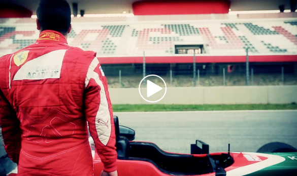 Video Antonio Fuoco 2014 Season Preview